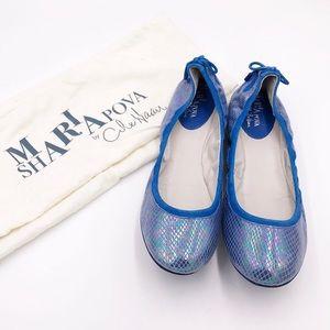 Maria Sharapova for Cole Haan Ballet Flats